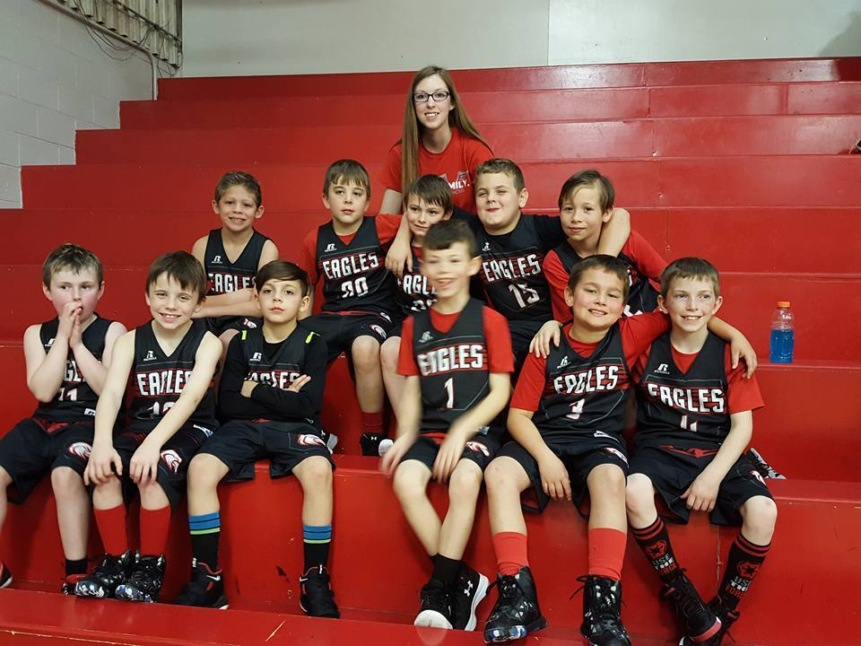 Congratulations to our 3rd Grade boys for their win over Ouachita!