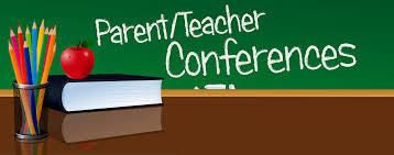 Reminder: Parent/Teacher Conferences are tonight from 1:00 PM to 7:00 PM.