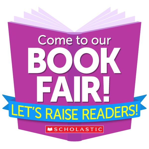 Book fair is coming to the elementary library, October 11-18, 2018. Save the dates.