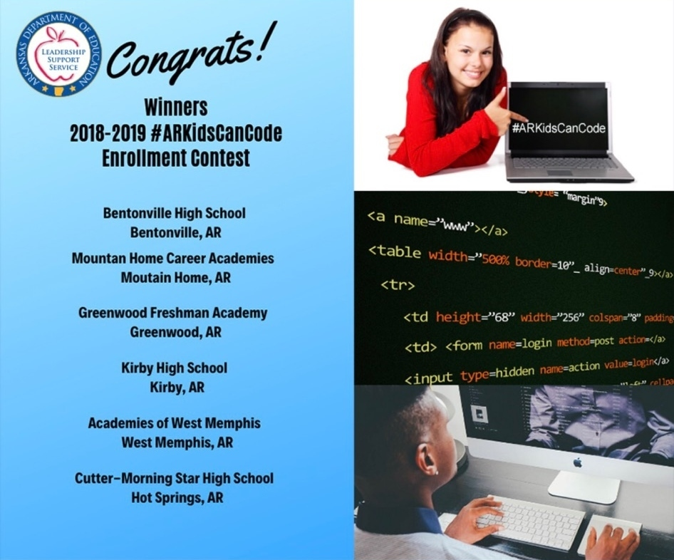 Congratulations Cutter Morning Star High School!