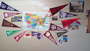 Where will college take you???