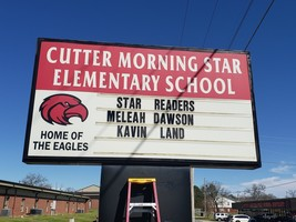 Check out these Star Readers!