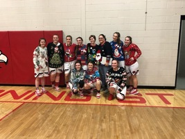 Great job ladies!!!! Merry Christmas!!!