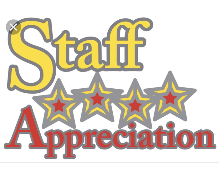 Staff appreciation night